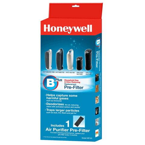 【Honeywell】CZ 除臭濾網(HRF-B1) 2 盒 0