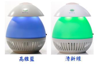 多功能吸蚊燈 NBK-F11001 (二色可選)