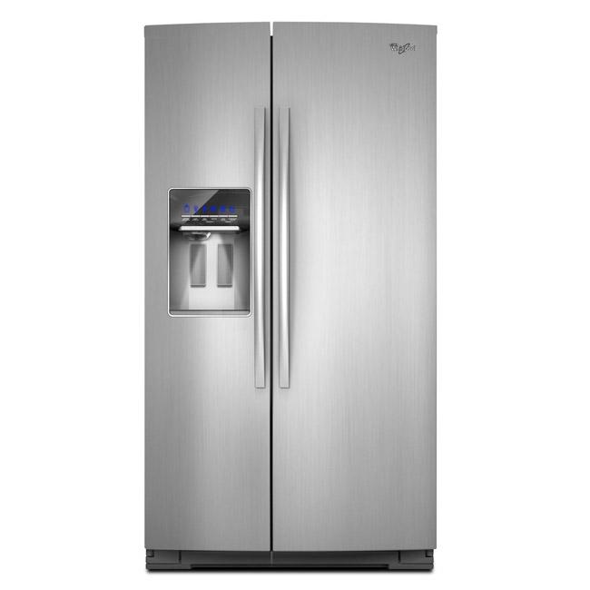 GSC25C6EYY 惠而浦Whirlpool 705公升 對開式冰箱 美國NSF濾水系統,安心飲用 0