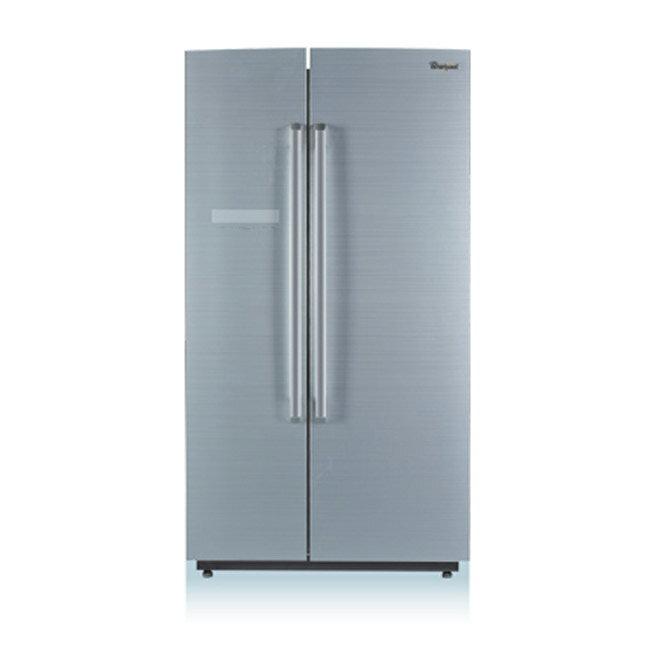WFSS576LW 惠而浦Whirlpool 576公升 對開門冰箱 獨家FreshFlow™炭淨化系統 - 限時優惠好康折扣