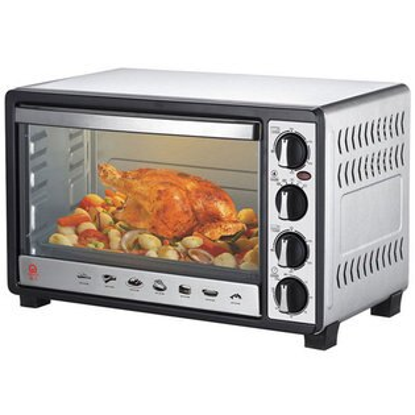 JK-7300/JK7300晶工牌 30L雙溫控不鏽鋼旋風烤箱