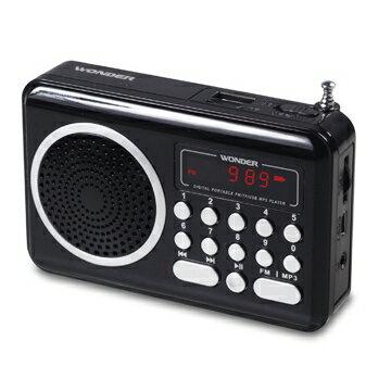 WS-P006 旺德 USB/MP3/FM 隨身音響 0