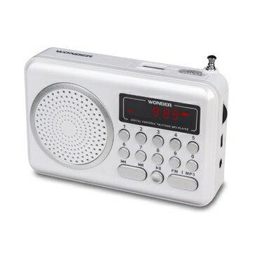 WS-P006 旺德 USB/MP3/FM 隨身音響 2