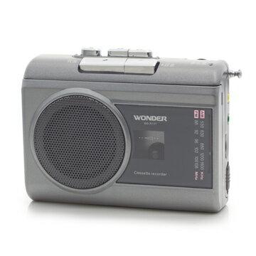 WS-R13T  旺德WONDER  AM/FM卡式錄音機 - 限時優惠好康折扣