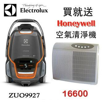 ZUO9927 瑞典伊萊克斯Electrolux   New UltraOne 旗艦級極靜抗敏除螨吸塵器 【Z8871頂級版】【送地板吸頭+Honeywell空氣清淨機HAP-16600-TWN 】