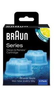 德國百靈BRAUN CCR2匣式清潔液(2入) 配件適用型號:790cc、760cc、590cc、390cc、350cc、Cooltec