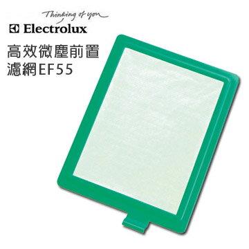 Electrolux伊萊克斯專用 高效微塵前置濾網 EF55 / EF-55  【2組】 - 限時優惠好康折扣
