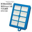 ZUO9927 / ZER3SO / ZUA3860 / ZUS4065 專用 Electrolux伊萊克斯吸塵器專用 HEPA13級可洗 濾網 EFH13W / EFH-13W