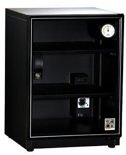 收藏家電子防潮箱ADL-77  鋼製層板74公升 小空間全能效果、空間運用最方便