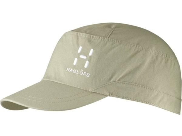 [ HAGLOFS ] Ando II Cap 瑞典 防曬棒球帽/快乾鴨舌帽 602646 3J6 地衣灰
