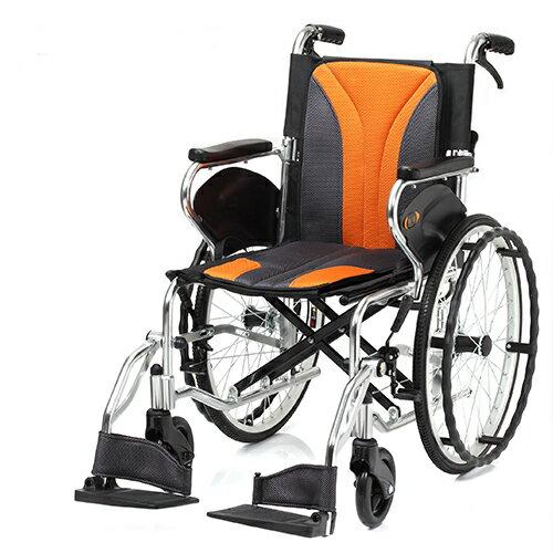 均佳 機械式輪椅(未滅菌) 鋁合金製 JW-250