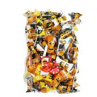 萬聖節Halloween到(馬來西亞) 日日旺 萬聖果維軟糖  (萬聖節果維乳酸軟糖 萬聖脆皮軟糖 辦活動.團購糖果 萬聖節糖果) 1包 1000 公克 (約 195小包) 特價 235 元