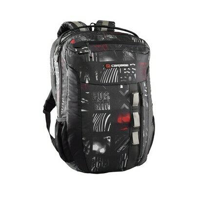 Caribee Exec Laptop Backpack (signature print) 0