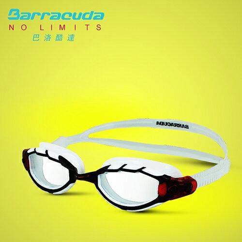 美國巴洛酷達Barracuda成人運動型抗UV防霧泳鏡-TRITON#33925 0