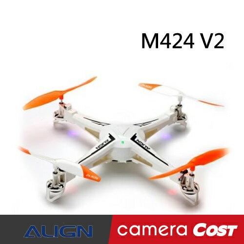 ★福利品大出清!撿便宜入手★ 【最後一台!A級福利品】ALIGN M424 V2 四軸飛行器 空拍機 現貨 最新 輕易入手 0