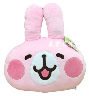 【真愛日本】16071300018頭型抱枕-卡納赫拉   卡娜赫拉 全家 FamilyMart  抱枕 枕頭 靠枕 墊枕