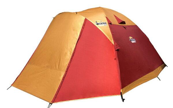 【露營趣】中和 送地布 速可搭 莎曼莎皇宮帳 300x300 6~8人家庭帳篷 露營帳篷 前庭帳