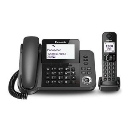 國際 Panasonic 子母雙機數位無線電話 KX-TGF310TWM