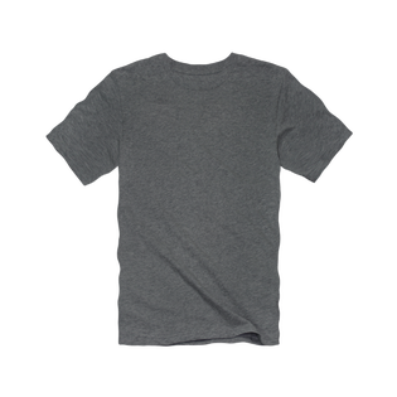 DoctorJ 內搭素面短T-鐵灰 (男女款T恤皆有)