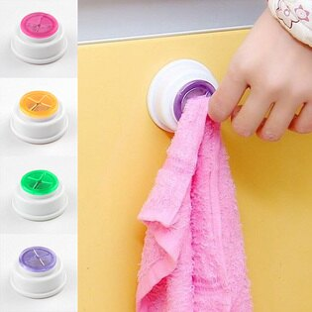 居家創意 多功能抹布夾 毛巾夾 擦手巾夾 廚房 浴室 洗手台 收納【N201482】