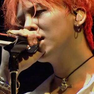 BIGBANG GD 權志龍 同款韓國이펙트一箭穿心立體皮繩項鍊