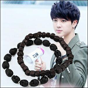 BTS Jin  同款韓國카마수트라 木珠彈力手環 (一組)