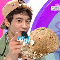 | Star World。Caps | SHINee 珉豪 同款軟木塞蛇紋棒球帽