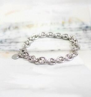 | Star World。Bracelets |   SHINee 珉豪 同款簡約風格手鍊