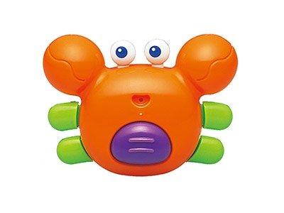 Toyroyal樂雅 - 洗澡玩具 螃蟹 1