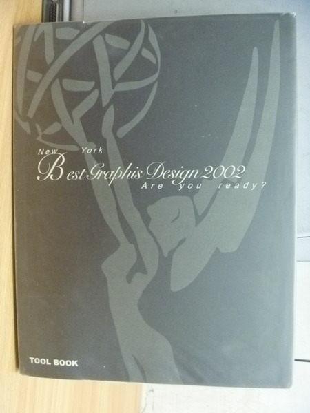 ~書寶 書T2/ _ZDB~New York Best Graphics Design 2