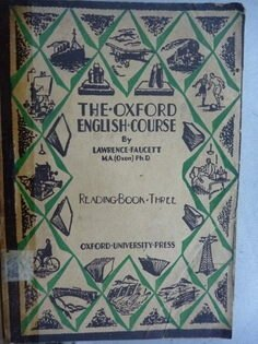 【書寶二手書T7/語言學習_ICB】The Oxford English Course_Reading Book Thr