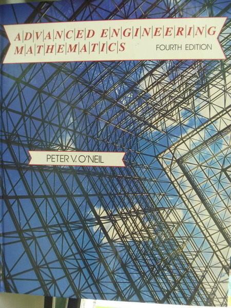 ~書寶 書T5/大學理工醫_QLC~Advanced Engineering Mathem