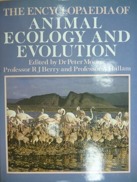 ~書寶 書T9/動植物_WFX~The Encyclopaedia of Animal E