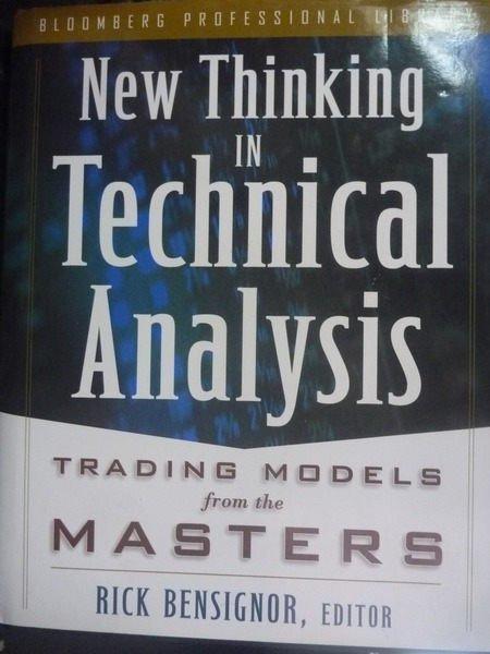 ~書寶 書T5/大學資訊_ZBG~New thinking in technical an