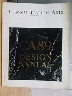 【書寶二手書T5/溝通_XFD】Communication arts_1989
