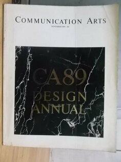 【書寶二手書T5/溝通_XFD】Communication arts_1989