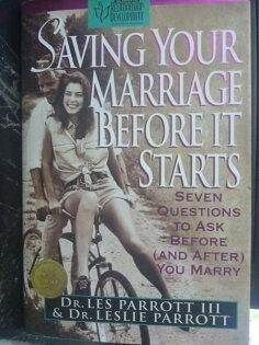 【書寶二手書T6/兩性關係_WGM】Saving Your Marriage
