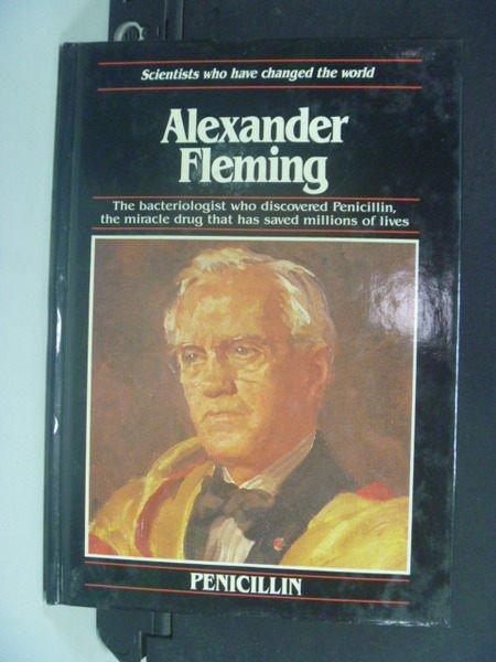 【書寶二手書T8/傳記_LPM】Alexander Fleming _Beverley Birch