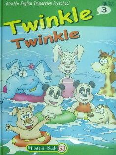【書寶二手書T6/語言學習_XDA】Twinkle Twinkle_Syudent book G3