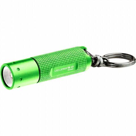 ├登山樂┤LED LENSER 鑰匙圈系列 K2 手電筒 25流明 綠 #1038