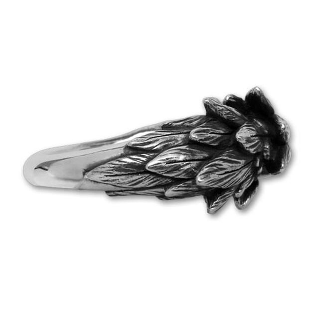 【海外訂購】【Bloody Mary】寄生木純銀戒指 (BMR0468) 2