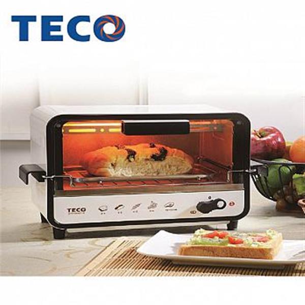 ★綠G能★全新★TECO 東元防燙外取式電烤箱9L XYFYB0971R預購