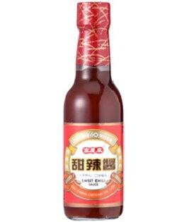 高慶泉-甜辣醬-純素-280ml