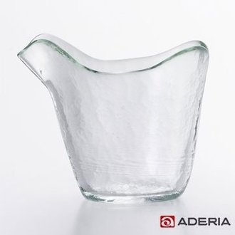 【ADERIA】手工精製燒酒杯-透明 F-49862/ 日本製 石塚哨子 耐溫120度 玻璃杯 紅酒 小酌 宴客