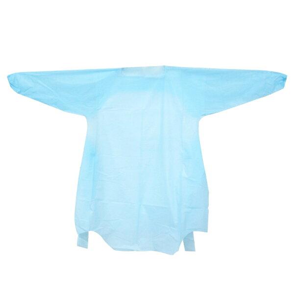 【醫康生活家】頭套式防水圍裙