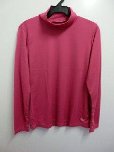【登瑞體育】MIZUNO女生長袖高領發熱T恤-32JA485164