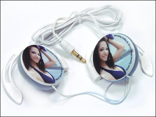 《清倉鋪》 運動型耳掛式3.5mm有線耳機 買四組最便宜平均一入只要40元