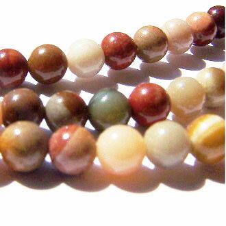 [印度瑪瑙]天然無優化 4mm圓形珠 diy飾品散珠 0
