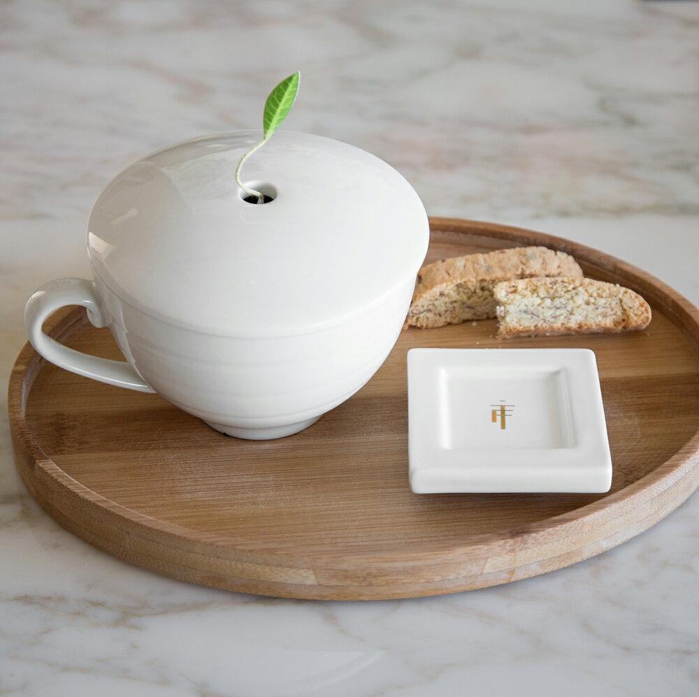Tea Forte 白瓷咖啡杯 Café Cup 3