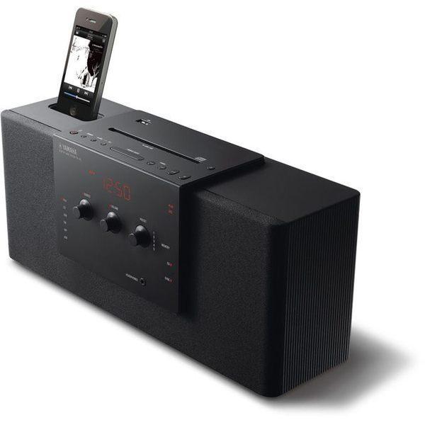 【集雅社】福利出清 YAMAHA TSX-140 床頭音響 黑色  公司貨 CD / USB 音響 分期0利率